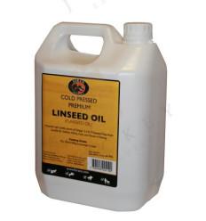Lněný olej B.P.