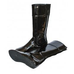Dostihové boty - J.E. - NEW black