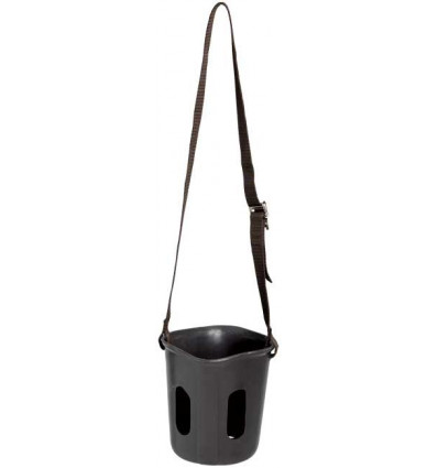 Muzzle with Straps - One Size