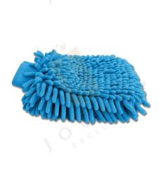 Cleaning microfiber glove