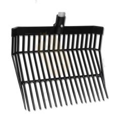 Medium fork plastic