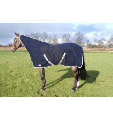 Vlněná deka s krkem
