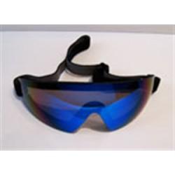 PVC dostihové brýle