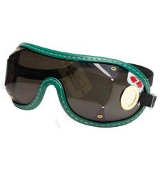 Dostihové brýle - tmavé sklo