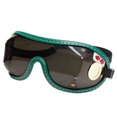 Dostihové brýle - kouřové sklo