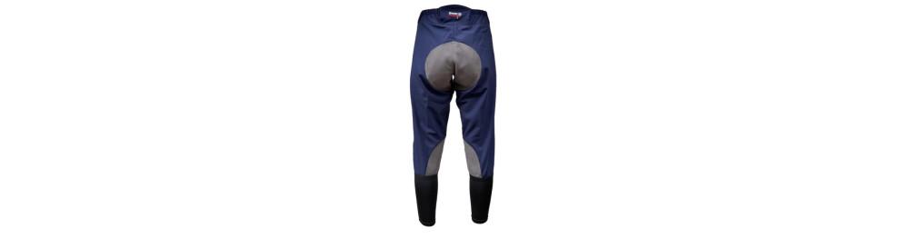 Pracovní rajtky a kalhoty
